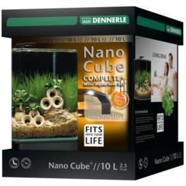 Dennerle-NanoCube- 10 Liter Aquarium