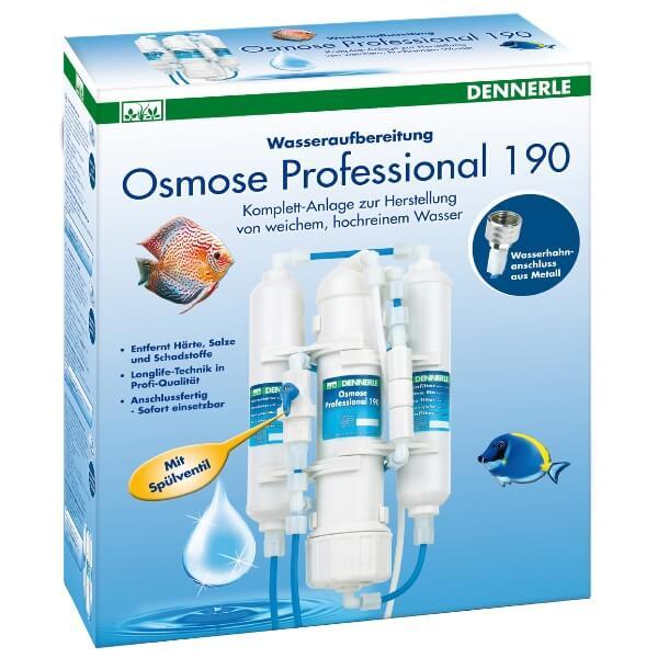 Osmose-Anlage Nano-Aquarium